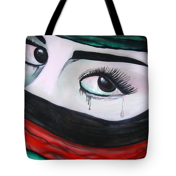 Palastine Tote Bag by Tbone Oliver