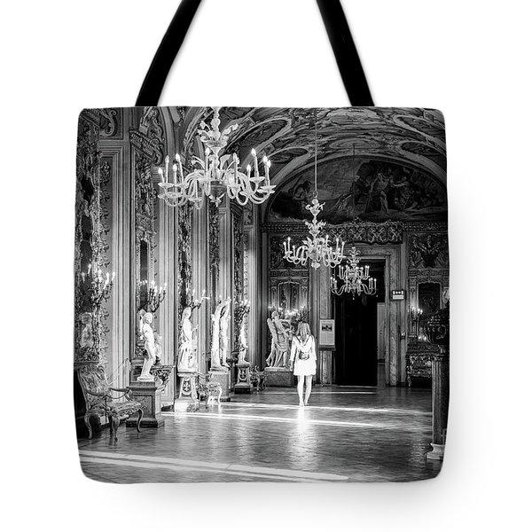 Palazzo Doria Pamphilj, Rome Italy Tote Bag