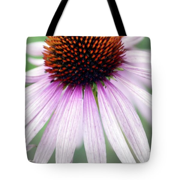 Pale Grey Tote Bag by Marty Koch