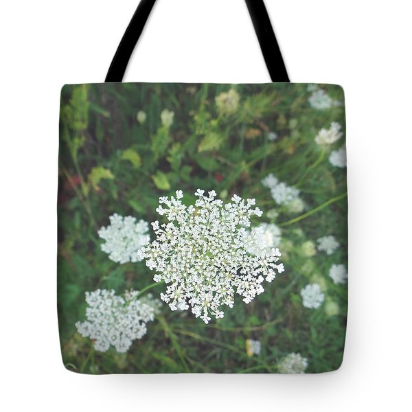 Pale Queen Tote Bag