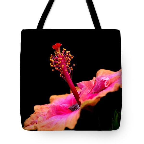 Paleaku Hibiscus Tote Bag