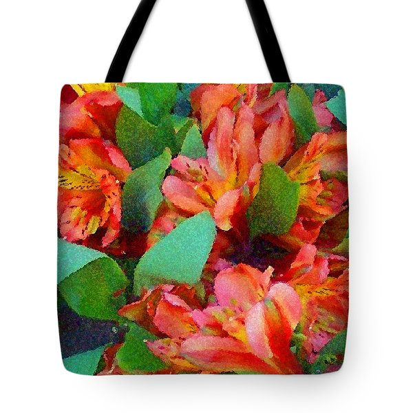 Palette Of Nature 2 Tote Bag