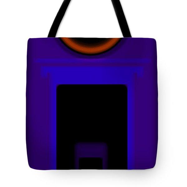 Palladian Violet Tote Bag by Charles Stuart