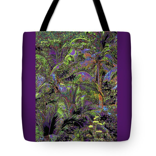 Tote Bag featuring the photograph Palm 1019 by Corinne Carroll