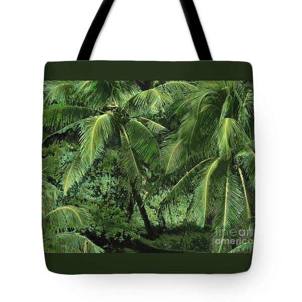Tote Bag featuring the photograph Palm 1020 by Corinne Carroll