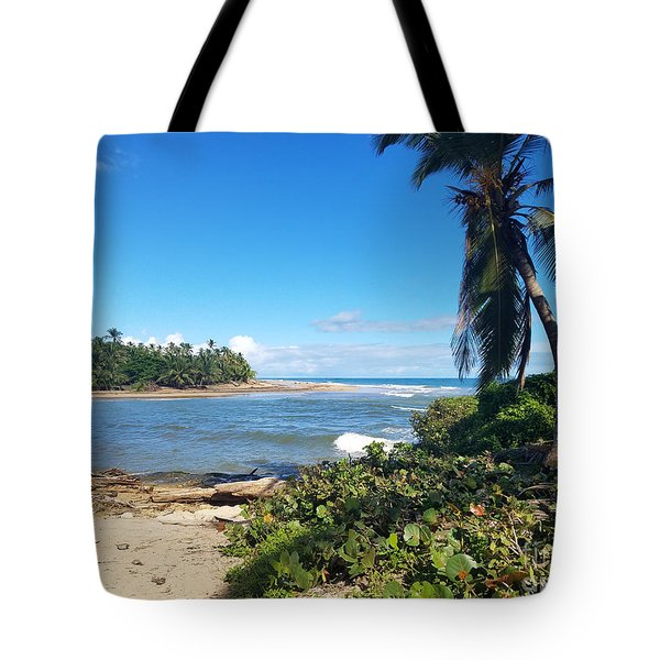 Palm Cove Tote Bag