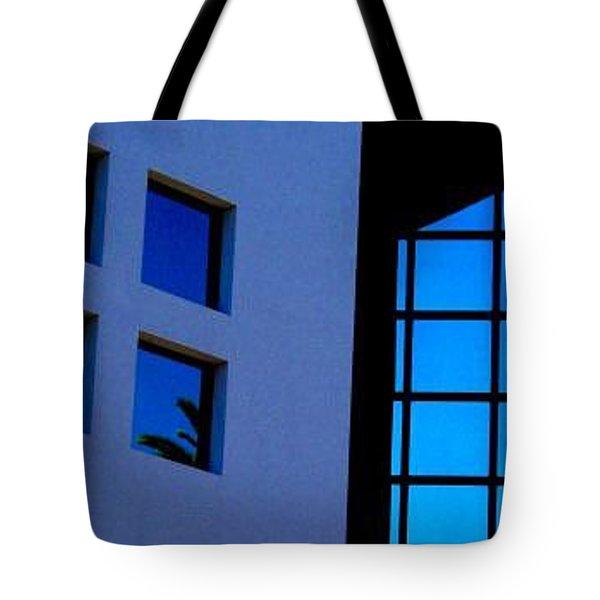 Palm Tote Bag by Eduardo Hugo