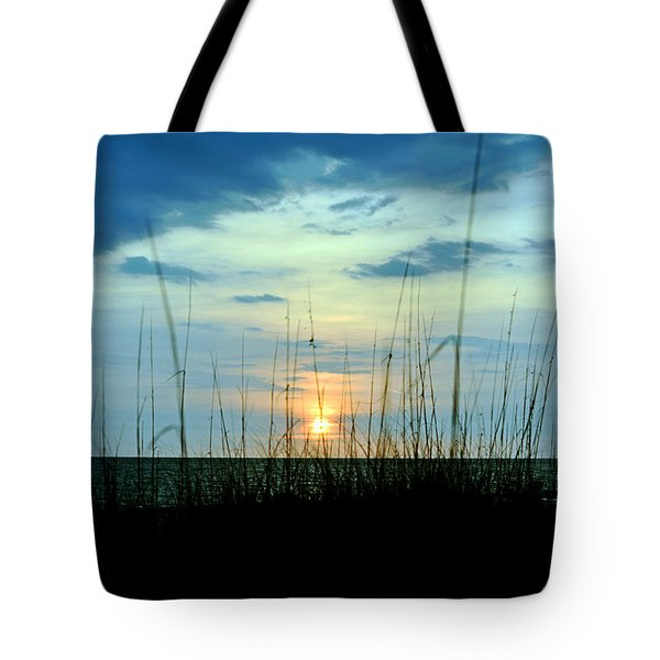 Palm Island Tote Bag