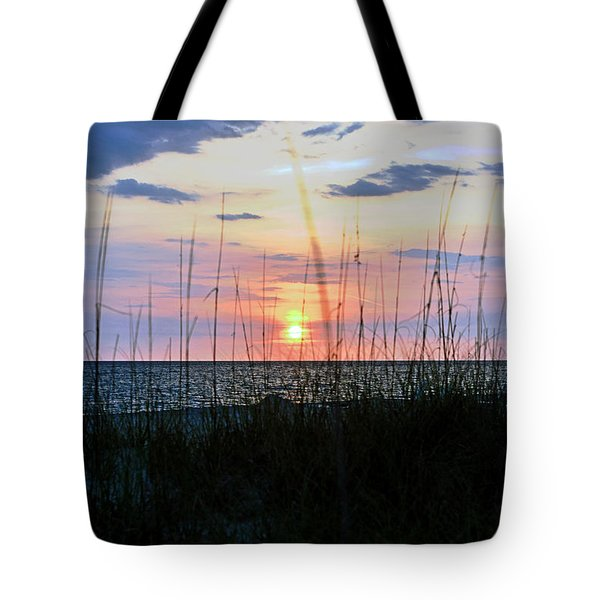 Palm Island II Tote Bag