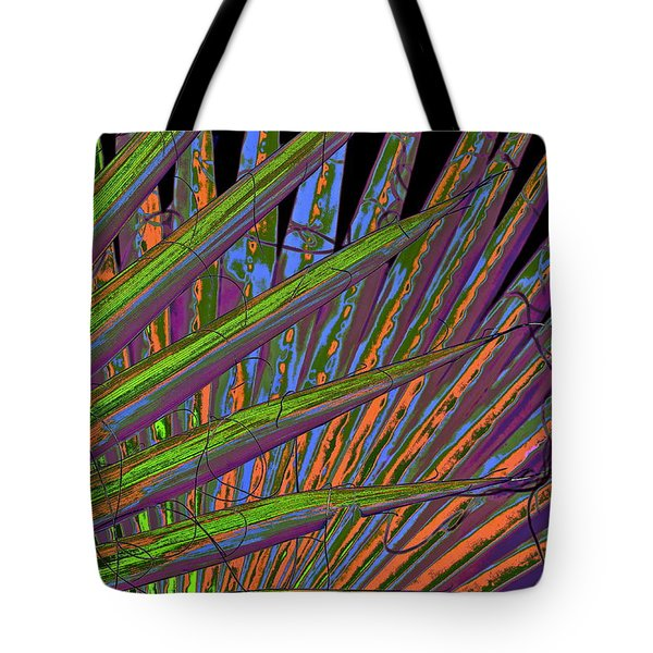 Palm Meanings Tote Bag by Gwyn Newcombe
