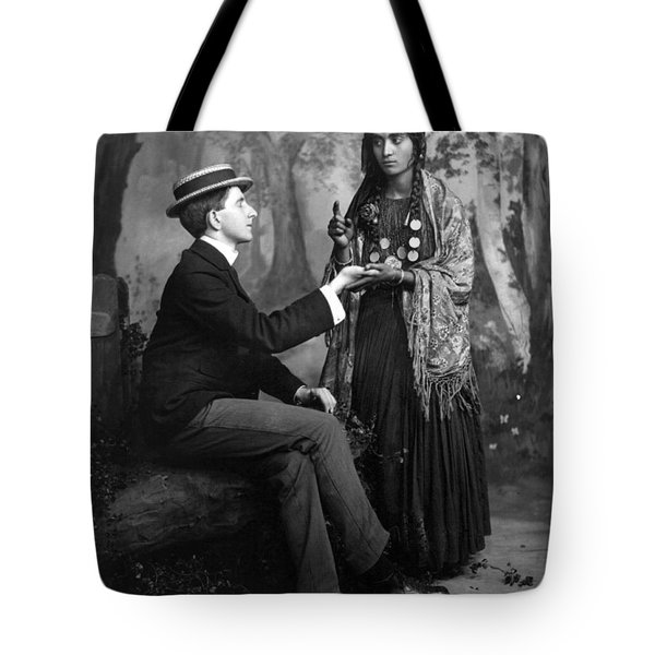 Palm-reading, C1910 Tote Bag by Granger