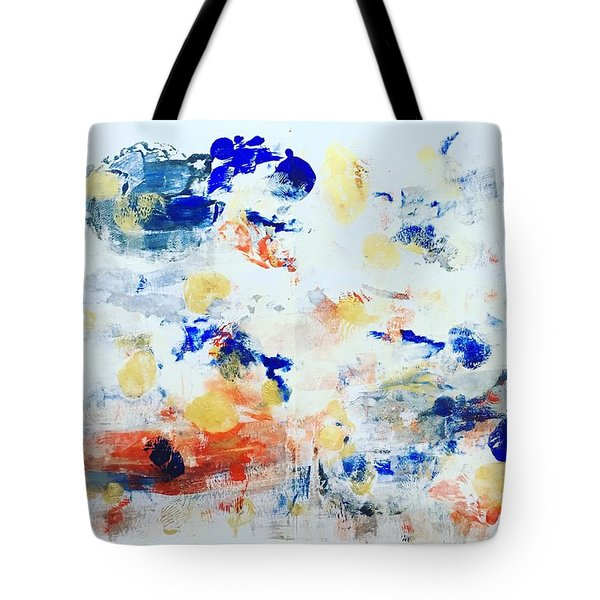 Palm Springs No 2 Tote Bag