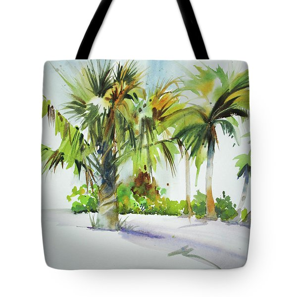 Palm Sunday Tote Bag