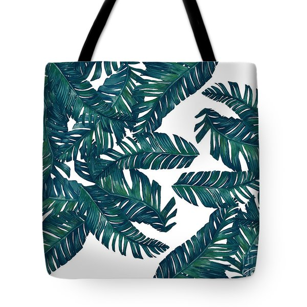 Palm Tree 7 Tote Bag by Mark Ashkenazi