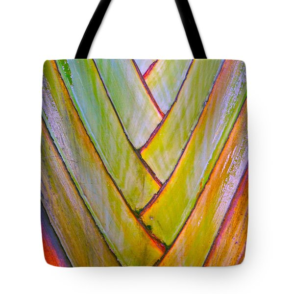 Palm Tree Pattern Tote Bag