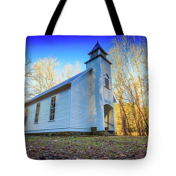 Palmer Chapel Methodist Church Tote Bag