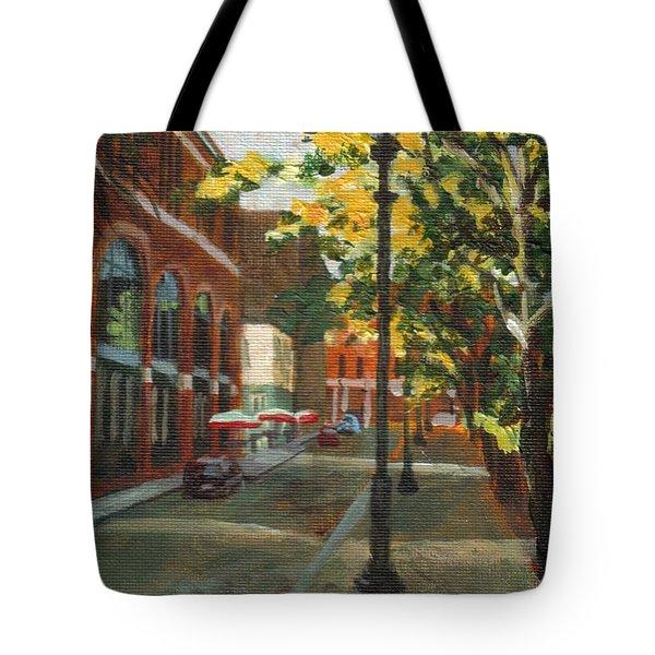 Palmer Street Tote Bag
