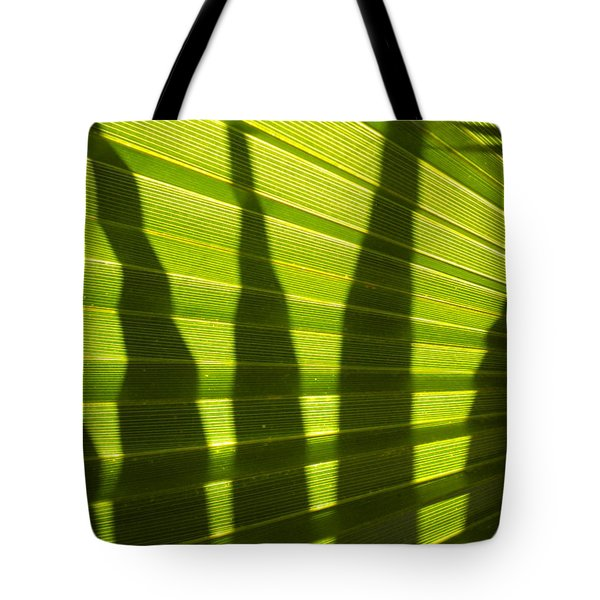 Tote Bag featuring the photograph Palmetto 4 by Renate Nadi Wesley