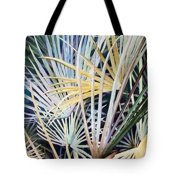 Palms   Original Tote Bag