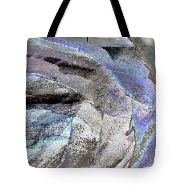 Layered Colors Tote Bag