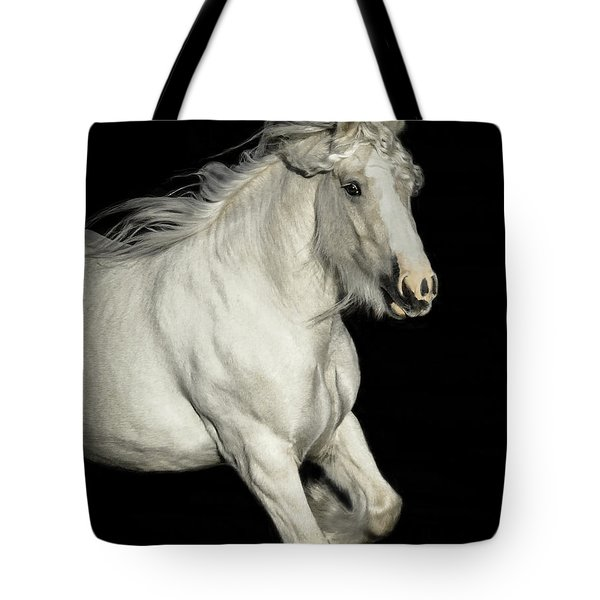 Palomino Portrait Tote Bag
