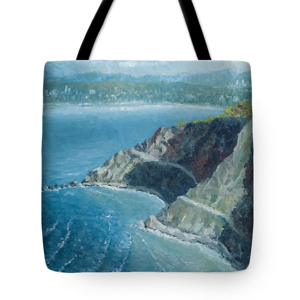 Palos Verdes Autumn Morning, No. 1 Tote Bag