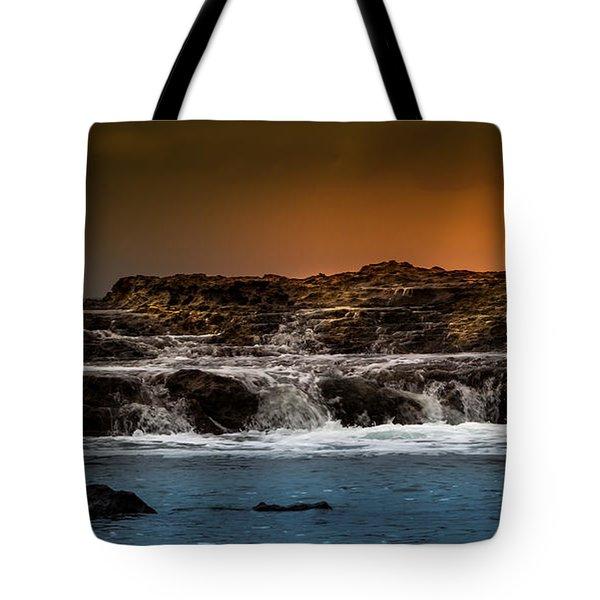 Palos Verdes Coast Tote Bag