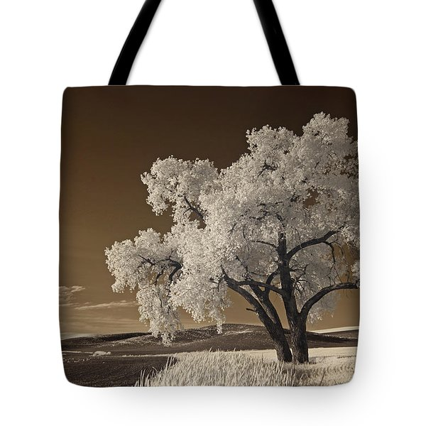Tote Bag featuring the photograph Palouse by Bob Cournoyer