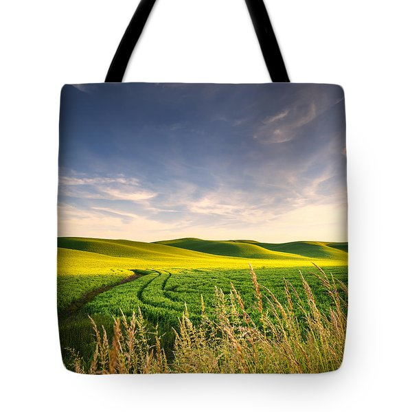 Palouse Bounty Tote Bag
