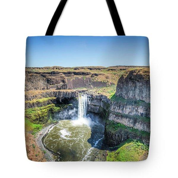 Palouse Falls Tote Bag