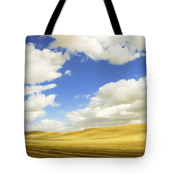 Palouse Valley Tote Bag by Anne Mott