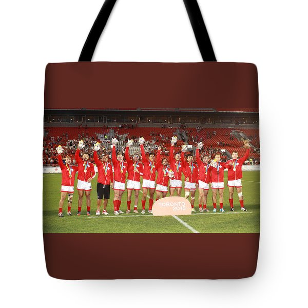 Pamam Games. Mens' 7's Tote Bag