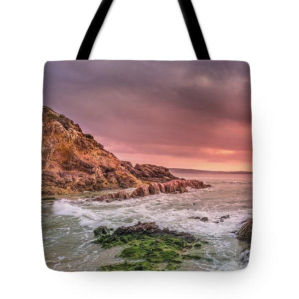 Pambula Rocks Tote Bag