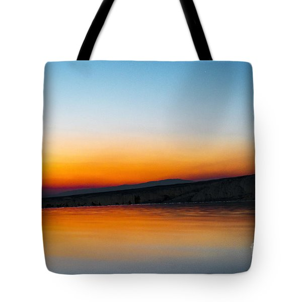 Tote Bag featuring the photograph Pammukale by Yuri Santin