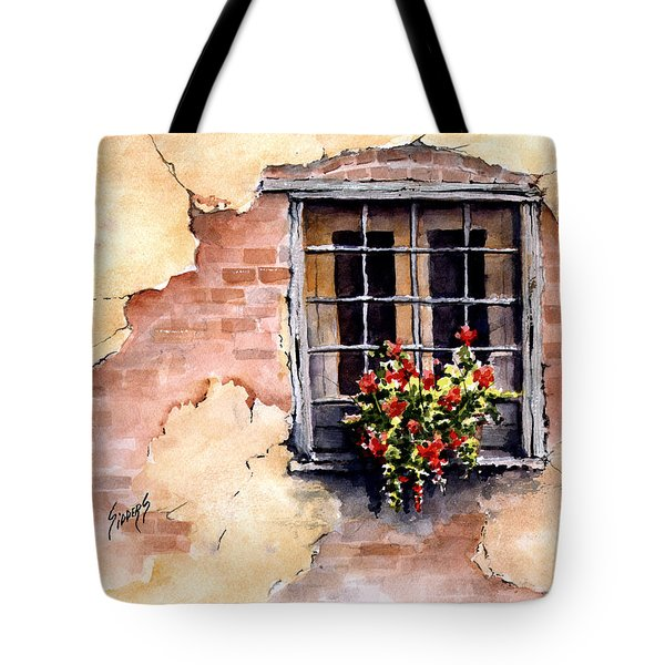 Pampa Window Tote Bag