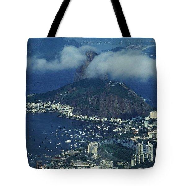 Pan De Azucar - Rio De Janeiro Tote Bag