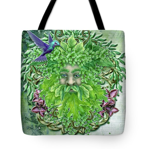 Pan The Protector Tote Bag