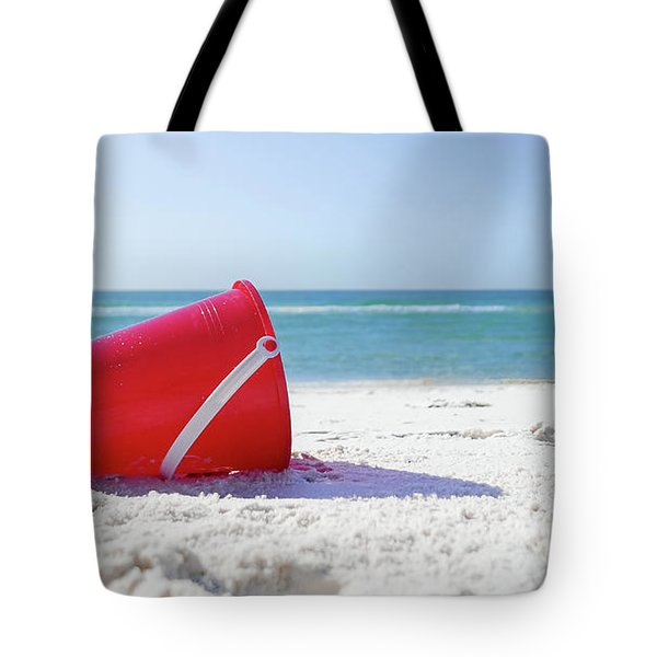 Panama Beach Florida Sandy Beach Tote Bag