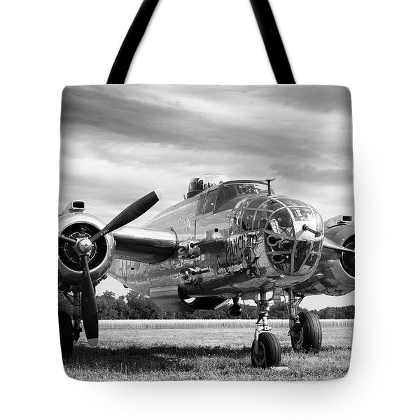 Panchito B-25 Tote Bag