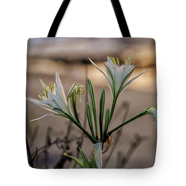 Pancratium Maritimum L. Tote Bag