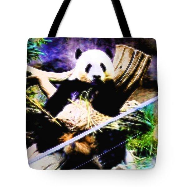 Panda Bear 1 Tote Bag