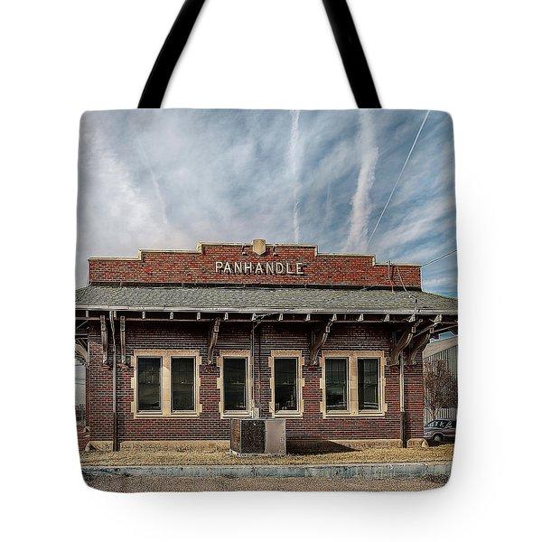 Panhandle Depot Tote Bag
