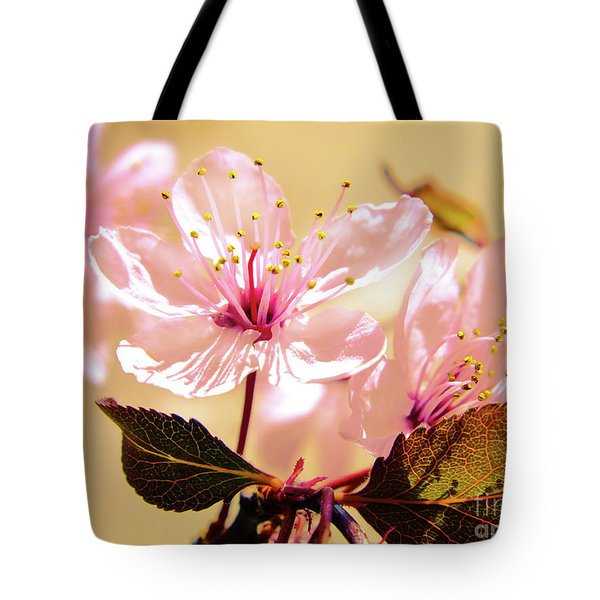 Panoplia Floral Tote Bag by Alfonso Garcia