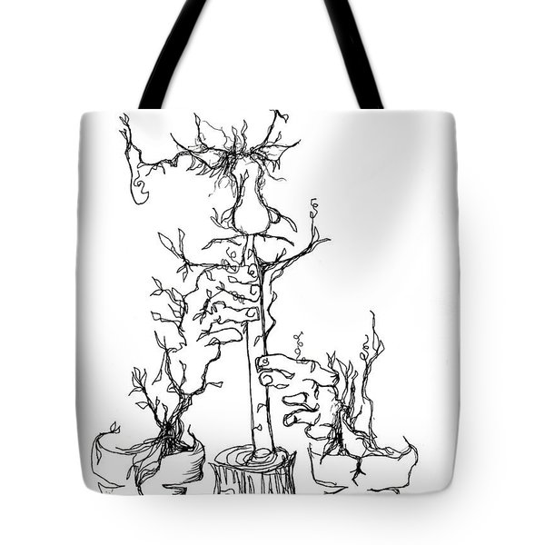 Pan's Fried Flute Tote Bag