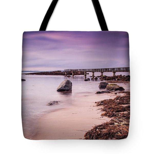 Pans Rocks Beach Tote Bag