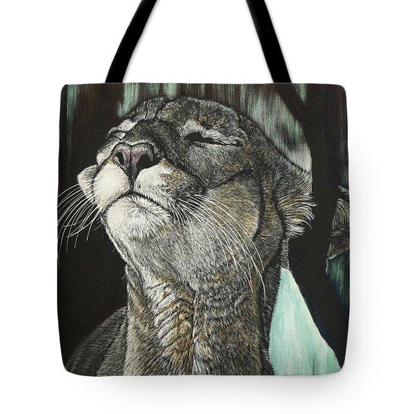 Panther, Cool Tote Bag