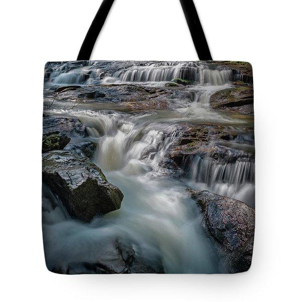 Panther Creek Upper Falls Tote Bag