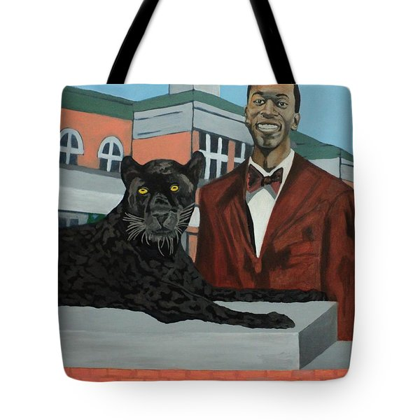 Panther Pride Tote Bag