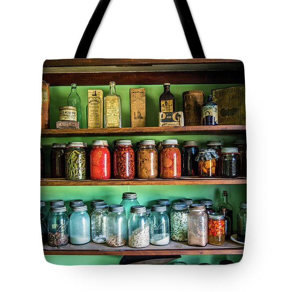 Tote Bag featuring the photograph Pantry by Paul Freidlund