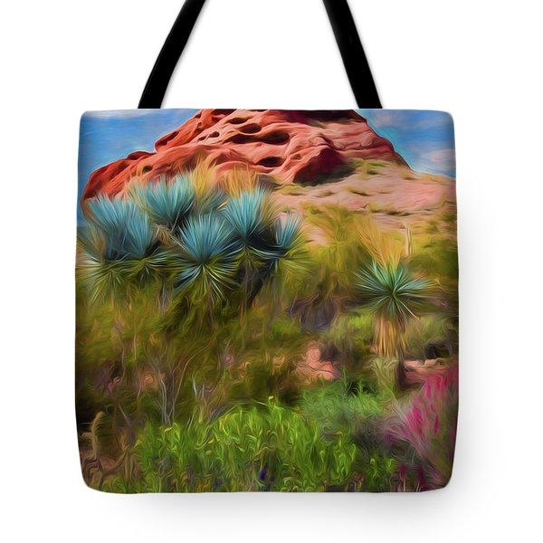 Papago Dreams Tote Bag